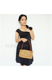 Ata Rattan ladies handbags Handwoven Handmade Design